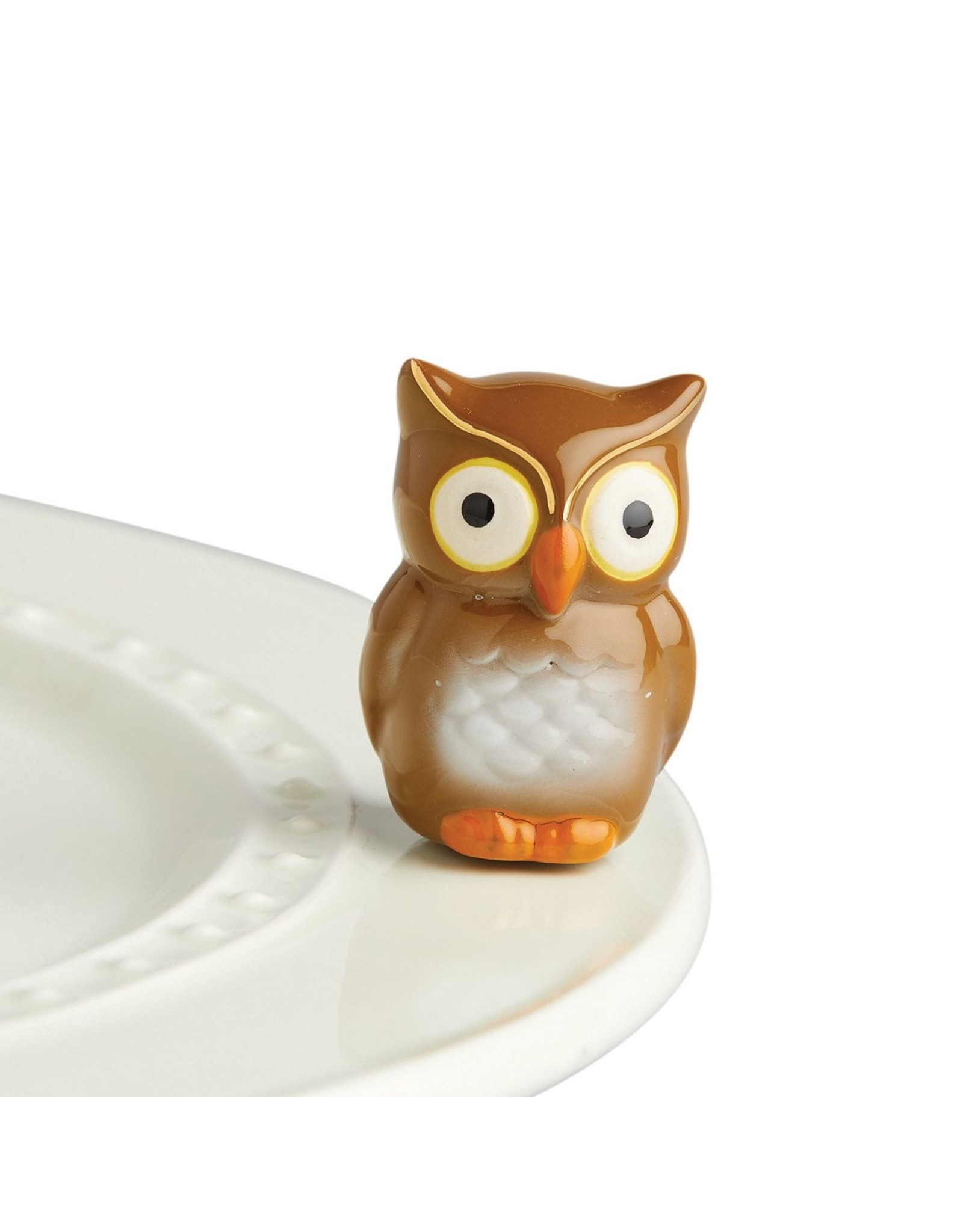 Nora Fleming Mini Owl