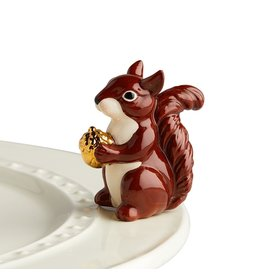 Nora Fleming Mini Squirrel