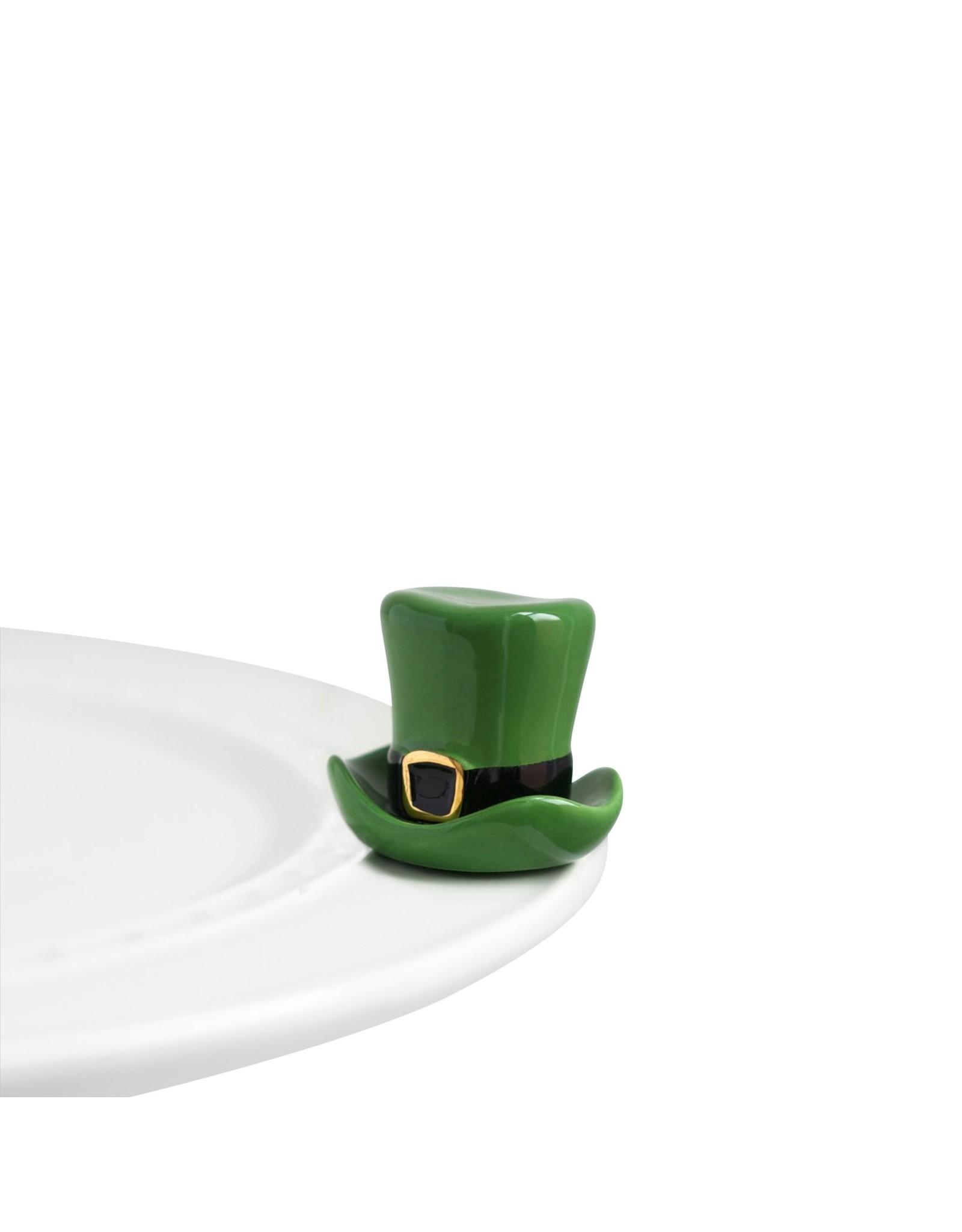 Nora Fleming Mini St. Pats Hat