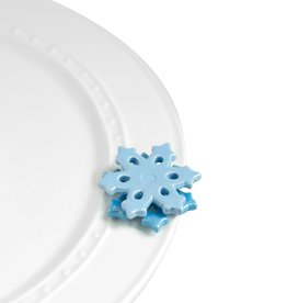 Nora Fleming Mini Snowflake