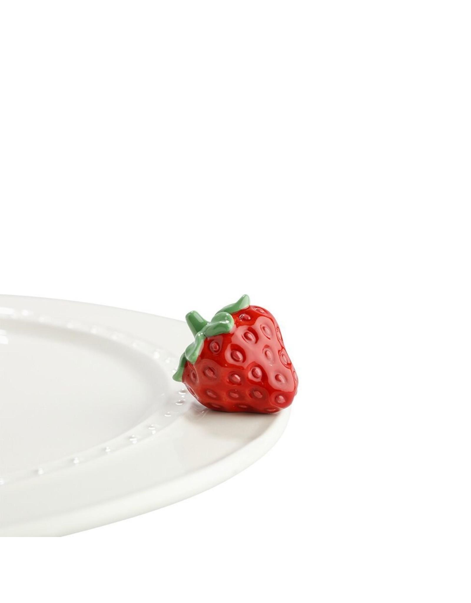 Nora Fleming Mini strawberry