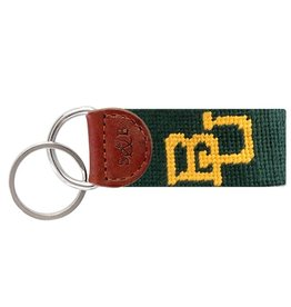 Smather's & Branson Key Fob Baylor