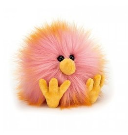 Jelly Cat Crazy Chick Pink/Yellow