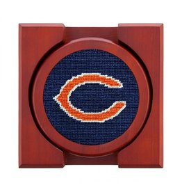 Smather's & Branson Coasters Chicago Bears
