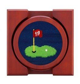 Smather's & Branson Coaster Set 19th Hole