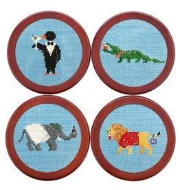 Smather's & Branson Coaster Set Party Animals