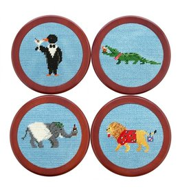 Smather's & Branson Coaster Set Party Animals
