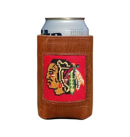 Smather's & Branson Can Cooler Blackhawks