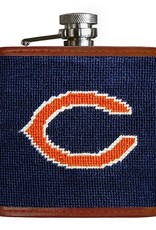 Smather's & Branson Flask Chicago Bears