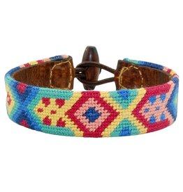 Smather's & Branson Kaleidescope Bracelet