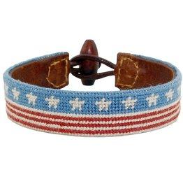 Smather's & Branson Stars & Stripes Bracelet