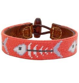 Smather's & Branson Bonefish Bracelet