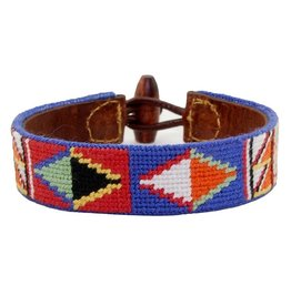 Smather's & Branson Maasai Bracelet