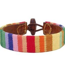 Smather's & Branson Downing Stripe Bracelet