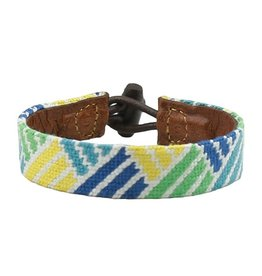 Smather's & Branson Vineyard Weave Bracelet