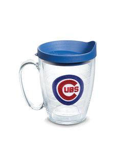 Tervis Tumbler 15 oz Mug/Lid Chicago Cubs