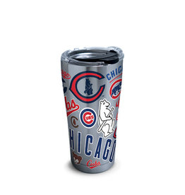 Tervis Tumbler 20oz Cubs all over Stainless