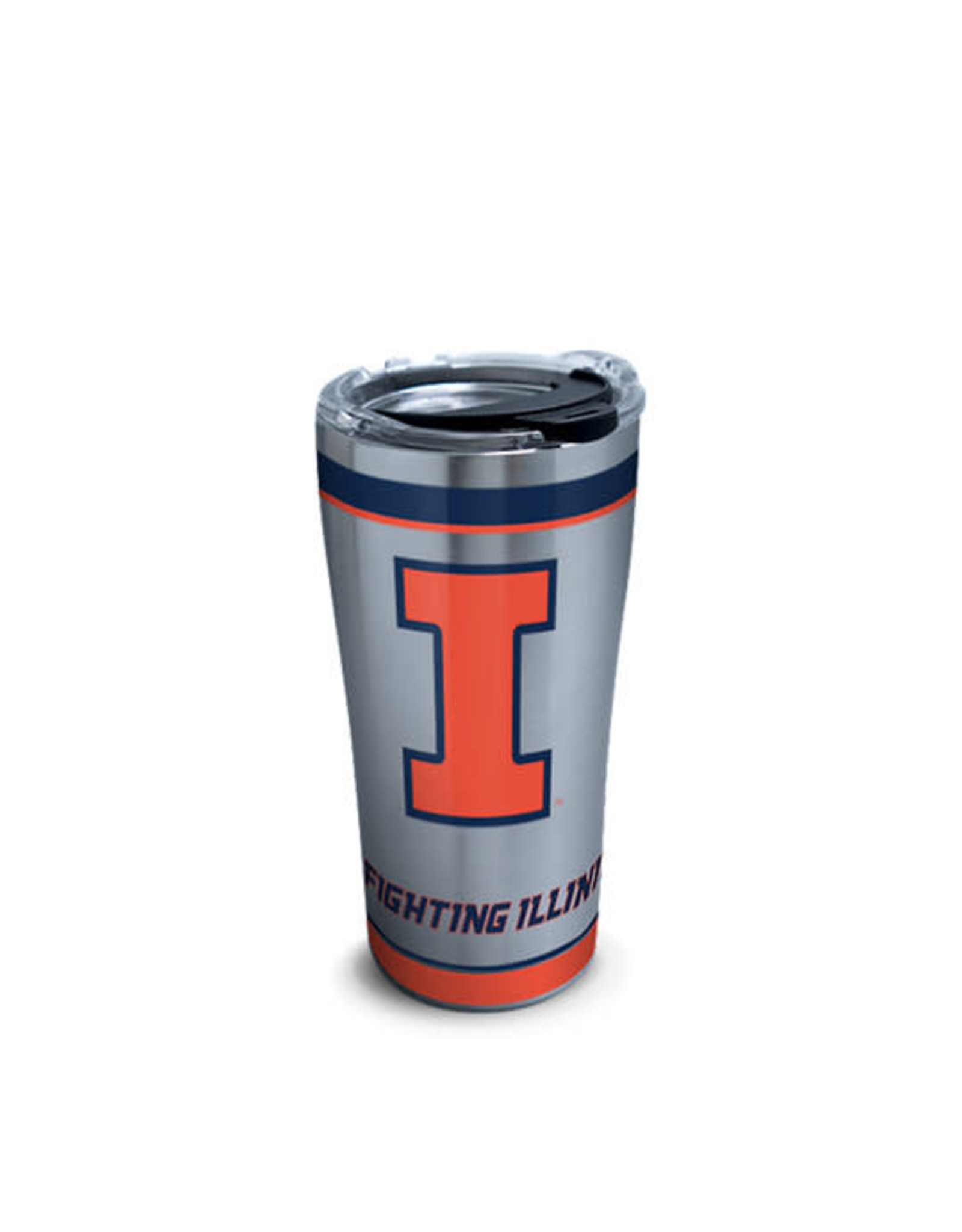 Tervis Tumbler 20oz Illinois Stainless
