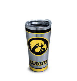 Tervis Tumbler 20oz Iowa Stainless