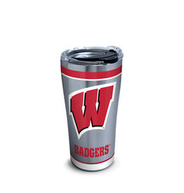 Tervis Tumbler 20oz Wisconsin Stainless