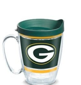 Tervis Tumbler Mug/Lid Green Bay Packers