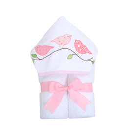 Three Marthas Everykid Towel Bird