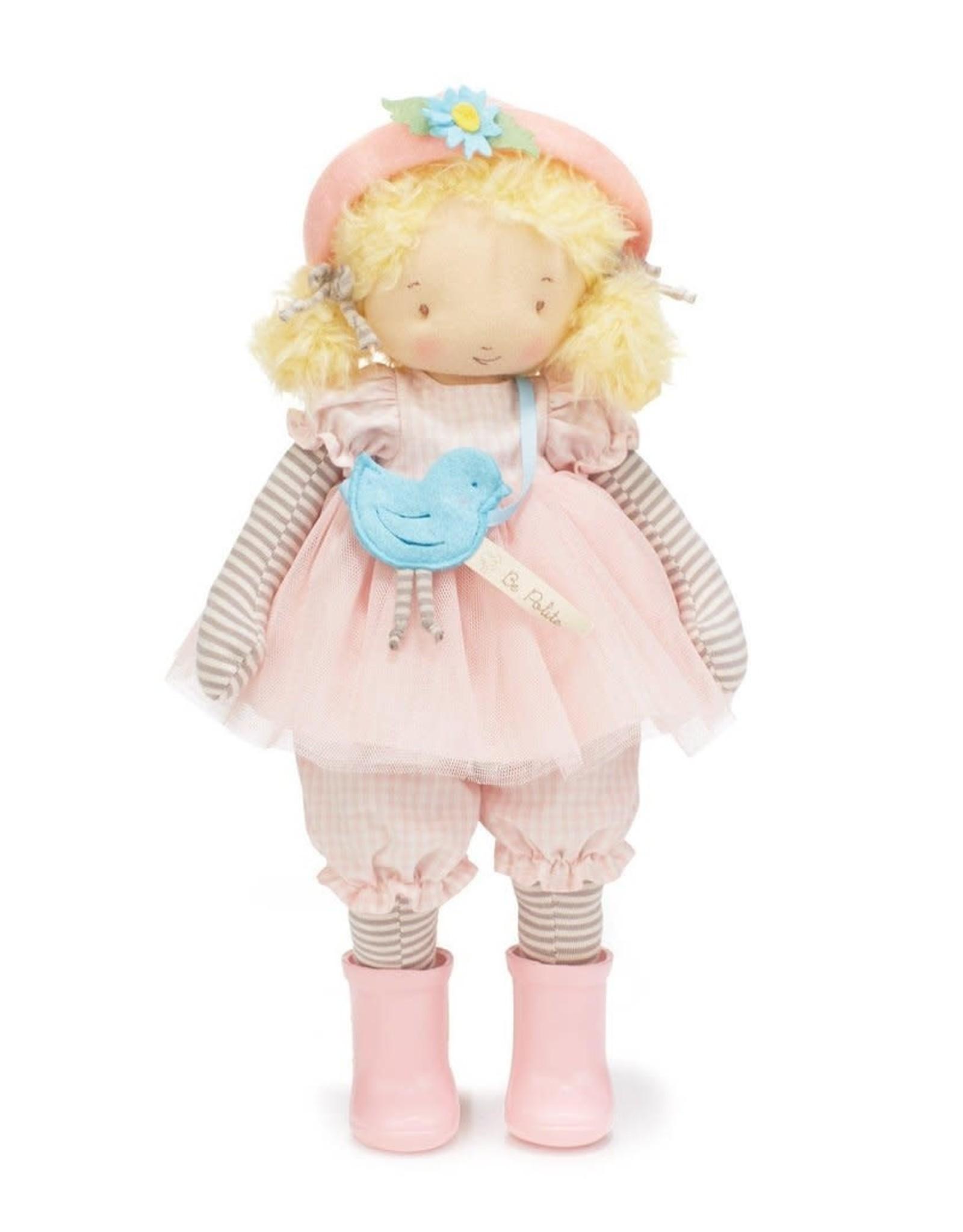 Bunnies by the Bay Elsie Girl Doll