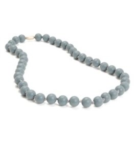 Chewbeads Jane Necklace Stormy Grey