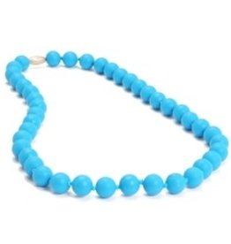 Chewbeads Jane Necklace Turquoise