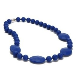 Chewbeads Perry Necklace Cobalt
