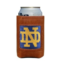 Smather's & Branson Can Cooler Notre Dame
