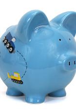 Child to Cherish Blue Construction Bank