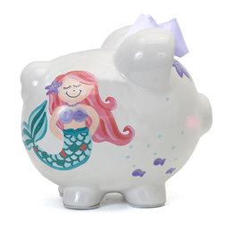 Child to Cherish Bank Mermaid