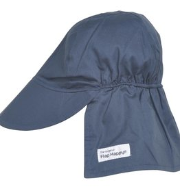 Flap Happy Flap Hat Navy