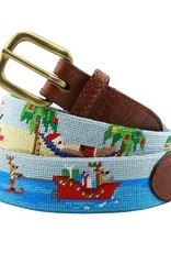 Smather's & Branson Belt Tropical Christmas