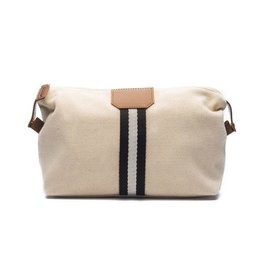 Brouk & Co Original Toiletry Bag Stone