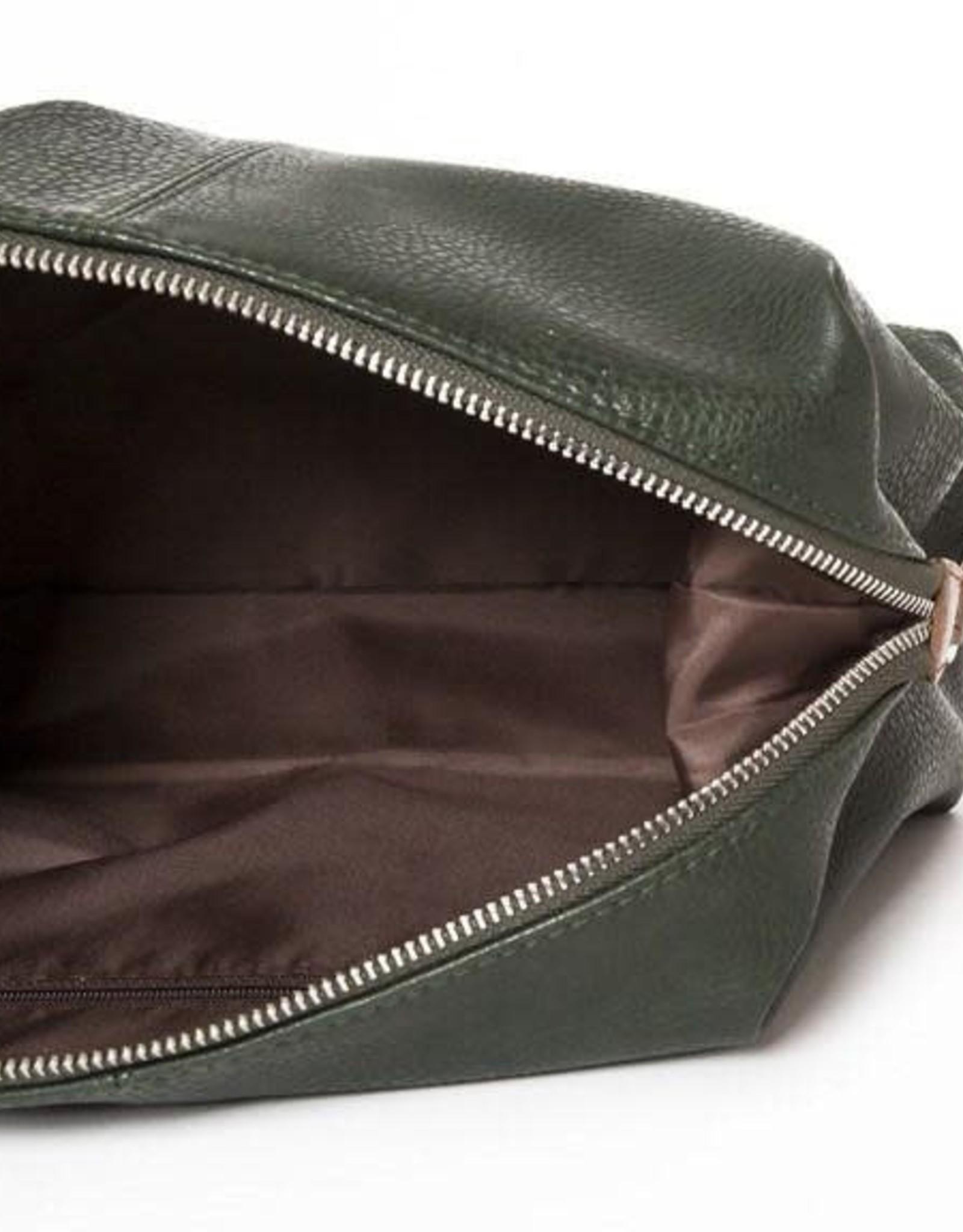 Brouk & Co Alpha Dopp Kit Green