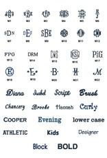 Brouk & Co Croft Dopp Kit Bright Silver