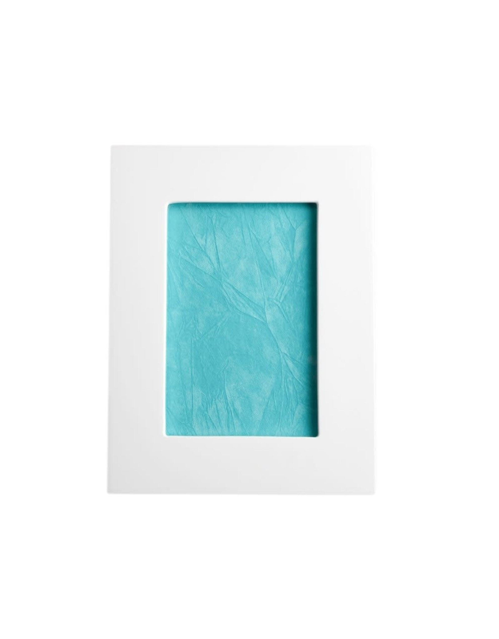 Brouk & Co Frame 4x6 Kendall White