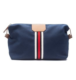 Brouk & Co Original Toiletry Navy Blue