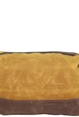 Waxed Dopp Yellow