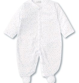 Kissy Kissy Footie Superstars White/Blue