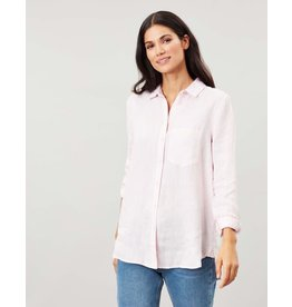 Joules Pale Pink Woven Shirt
