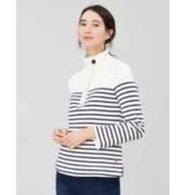 Joules Sweatshirt Cream Navy Star