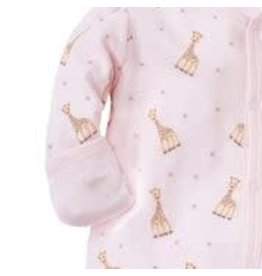Kissy Kissy Playsuit Sophie the Giraffe Pink