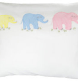 gerbrend Creations Three Elephants Pillow