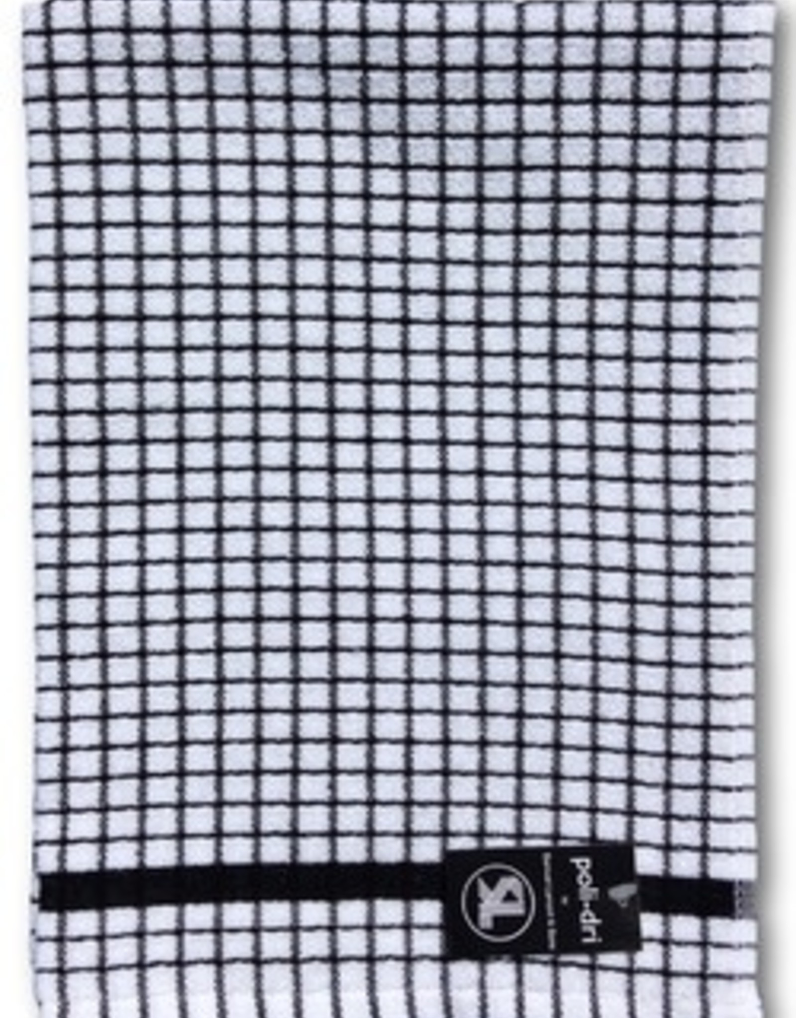 gerbrend Creations Poli-Dry Terry Kitchen Towel Black