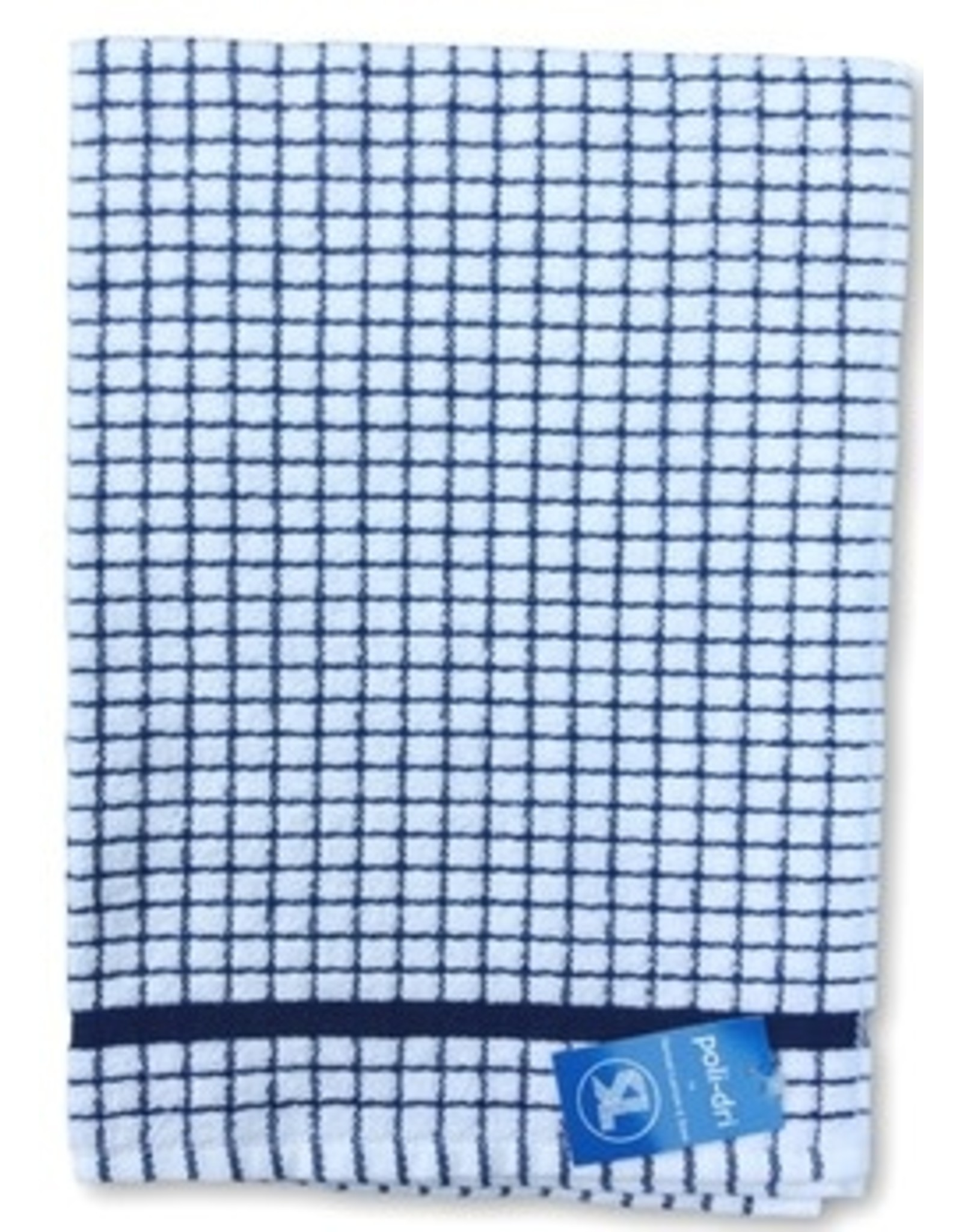 Poli-Dry Terry Kitchen Towel Blue
