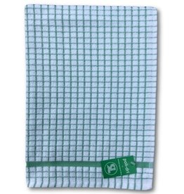 Poli-Dry Terry Kitchen Towel Green