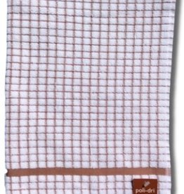 Poli-Dry Terry Kitchen Towel Tan